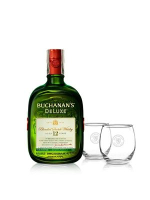 Whisky Buchanan´s Deluxe 12