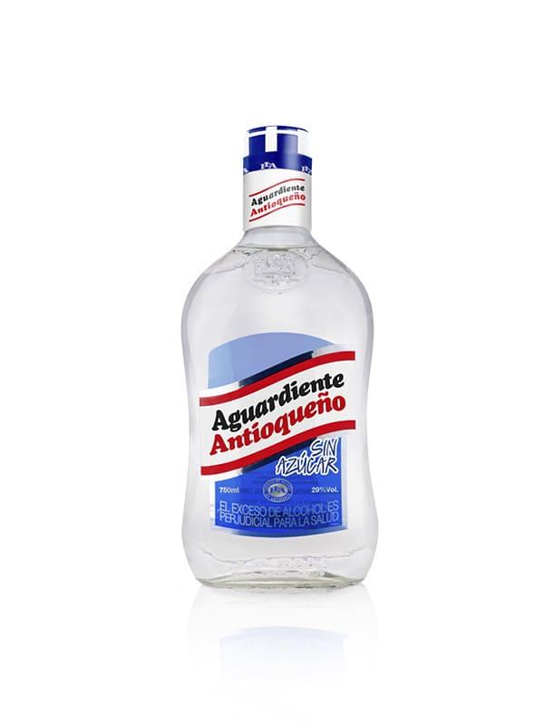 licor aguardiente antioqueño
