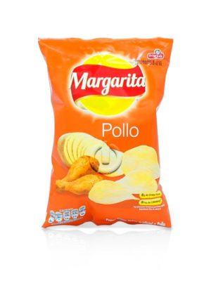 Papas Margarita Pollo – 110gr