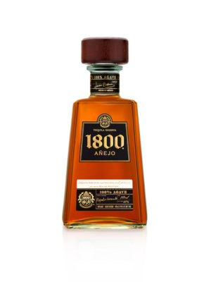 Tequila 1800 añejo – 750ml