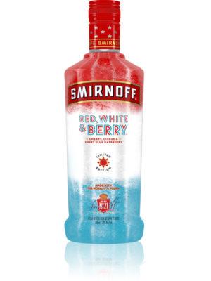 Vodka Smirnoff Red White & Berry – 1.75L