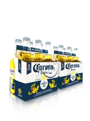 2 Six Pack Corona Extra – 355ml