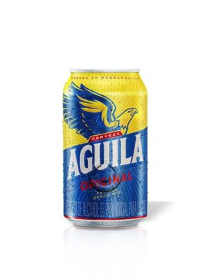 Cerveza Aguila – 330ml