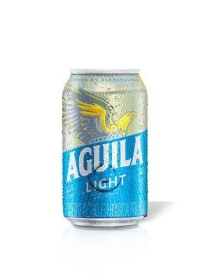 Cerveza Aguila Light – 330ml