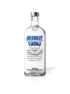 Vodka Absolut – 1L