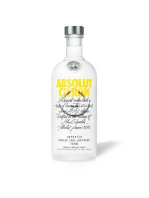 Vodka Absolut Citron – 700ml