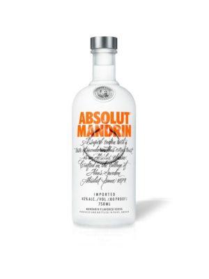 Vodka Absolut Mandrin – 700ml