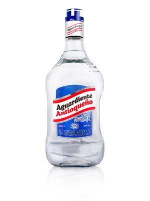 Aguardiente Antioqueño Sin Azúcar Garrafa – 2000ml