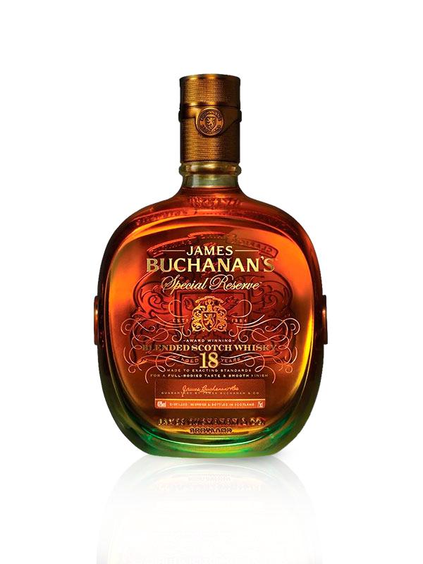 licores whisky buchanans cali