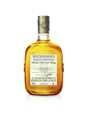 Whisky Buchanan's Malts Edition – 750ml