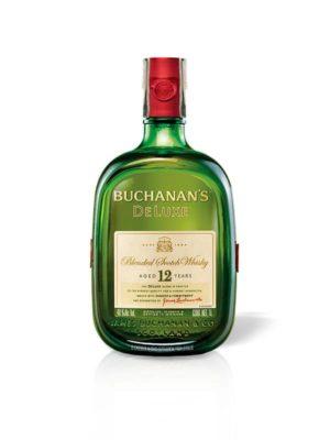Whisky Buchanan's Deluxe 12 Años – 1000ml