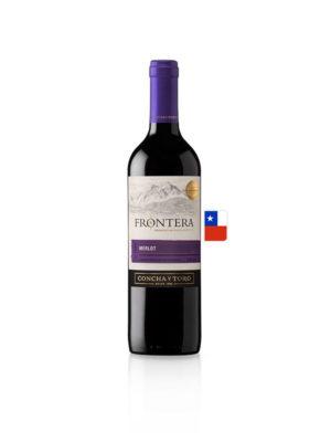 Vino Frontera Merlot – 750ml