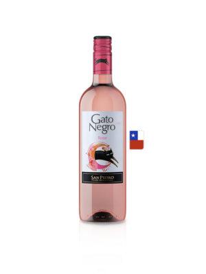 Vino Gato Negro Cabernet Sauvignon Rosé – 750ml