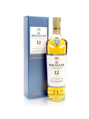 Whisky The Macallan Triple Cask 12 años – 750ml
