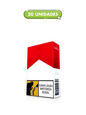 Marlboro Rojo Paquete – 20 Und
