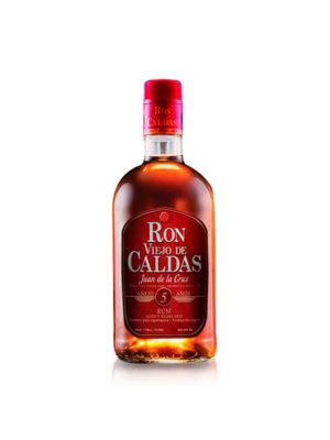 Ron Viejo De Caldas 5 años – 750ml