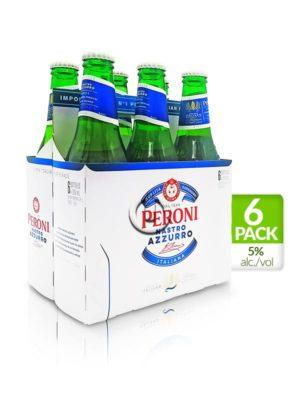 Six Pack Peroni – 355ml