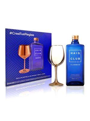 Whisky Haig Club + Copa Dorada – 700ml