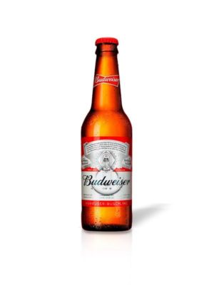 Cerveza Budweiser – 269ml