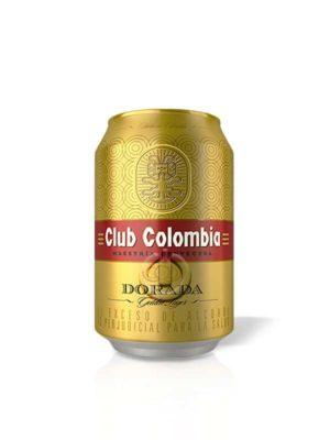 Cerveza Club Colombia Dorada – 330ml