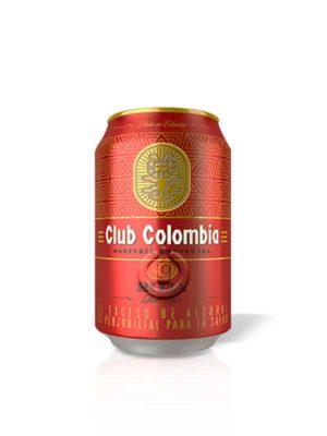 Cerveza Club Colombia Roja – 330ml