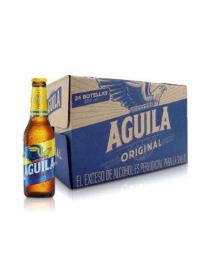 Paca Cerveza Aguila – 330ml