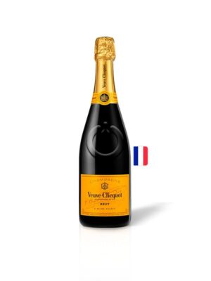 Champagne Veuve Clicquot Brut Yellow Label – 750ml