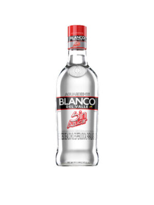 Aguardiente Blanco del Valle Sin Azucar – 750ml