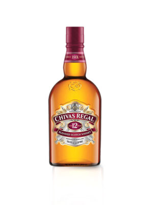 Whisky Chivas Regal 12 años  – 700ml