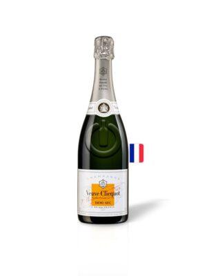 Champagne Veuve Clicquot DemI-Sec x 750 ml