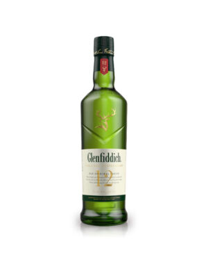 Whisky Glenfiddich 12 años – 750ml
