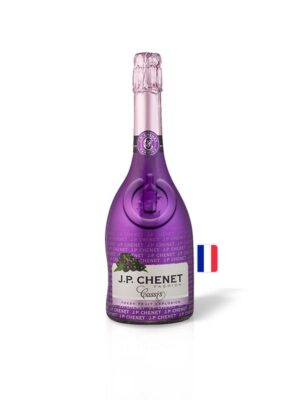 Vino Espumoso JP Chenet Fashion Cassis -750ml