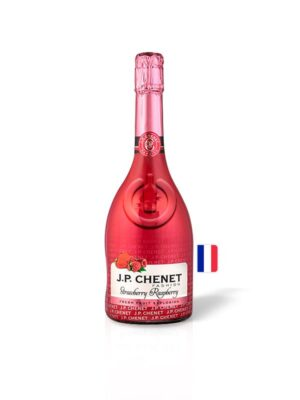 Vino Espumoso JP Chenet Fashion Strawberry Raspberry – 750ml