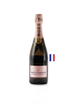Champagne Moet & Chandon Rose Impérial – 750ml