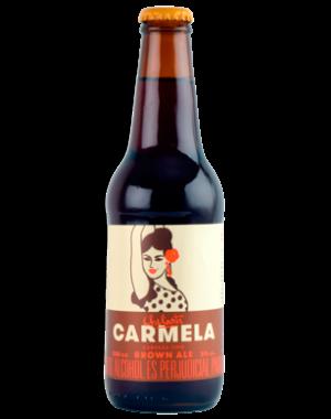 Cerveza Chelarte Carmela Brown Ale