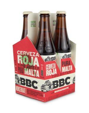 Cerveza BBC Monserrate X 4 330 ml