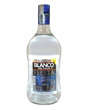 Aguardiente Blanco del Valle Fiesta – 1750ml