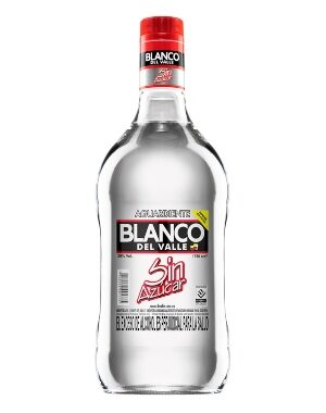 Aguardiente Blanco del Valle Sin Azucar – 1750ml