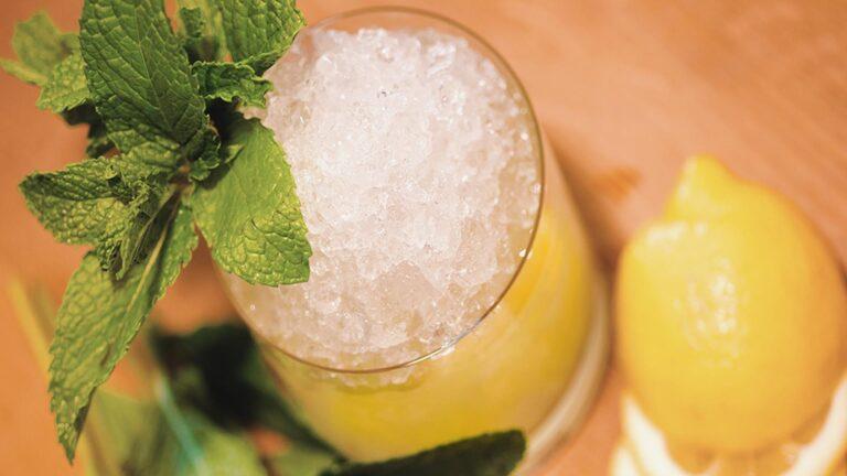 Lee más sobre el artículo Coctel Tequila Smash