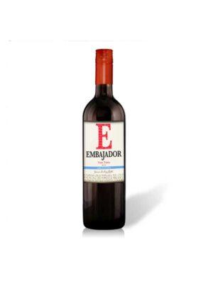 Vino Tinto Embajador Botella – 750ml